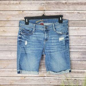 4/$20 Sale! Arizona Jeans Bermuda Shorts Size 9